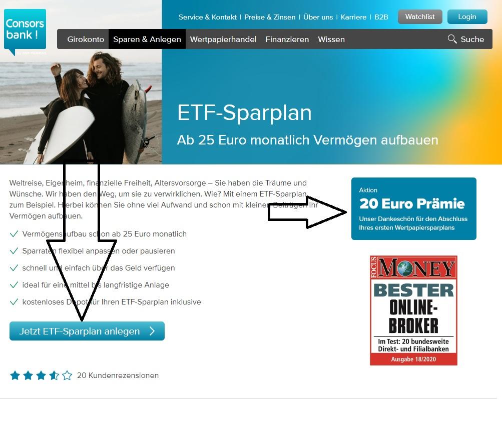 consorsbank-anmeldung-etf-sparplan