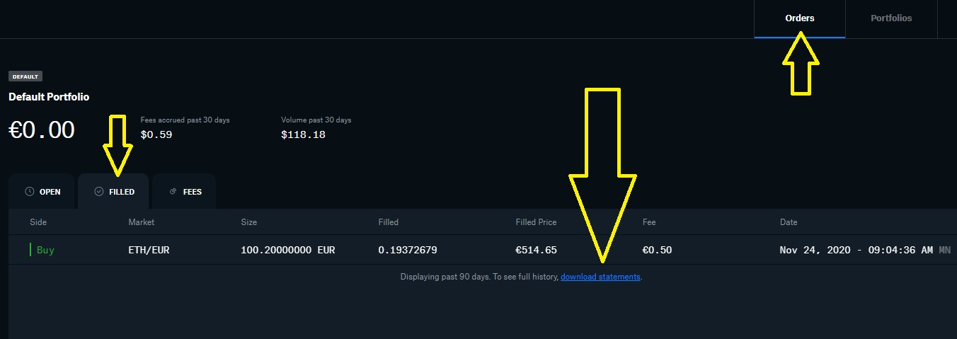 Wie kaufst du Dodecoin auf Coinbase Pro?