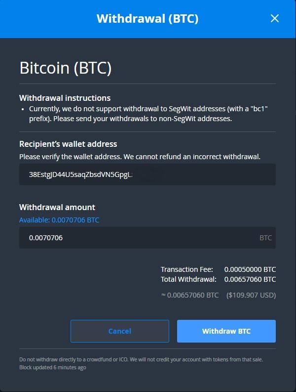 exchange-bittrex-withdraw-auszahlen-gebuehren