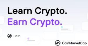 Read more about the article CoinMarketCap | Earn Programm | kostenlose Kryptos verdienen