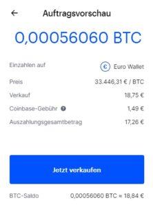 coinbase-bitcoin-verkaufen-euro