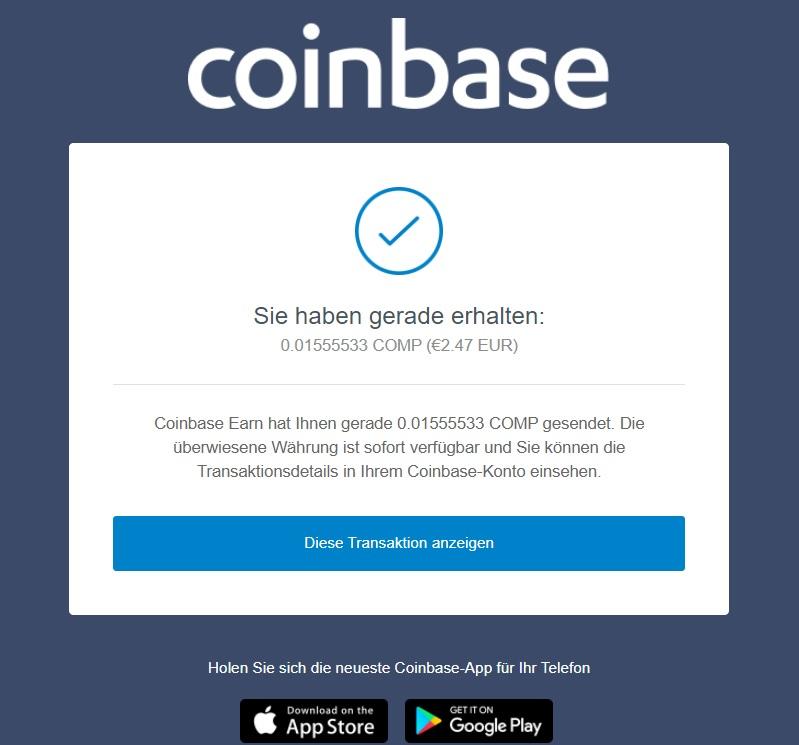 coinbase-earn-compound-geld-verdienen