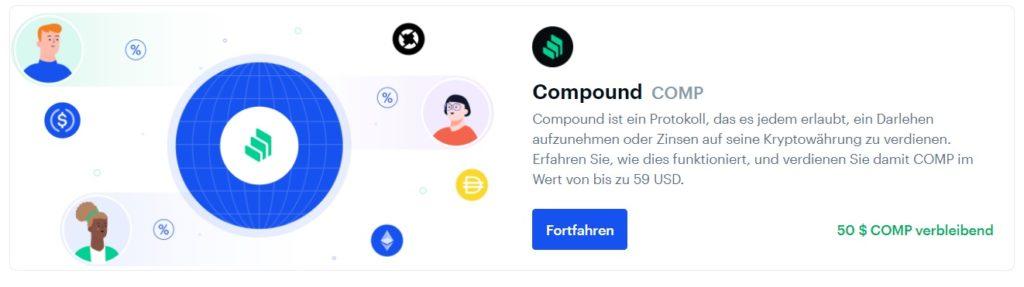 Kostenlos Kryptowährungen verdienen auf Coinbase