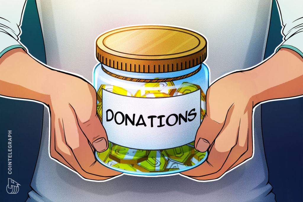 Donation / Spende