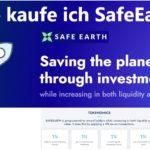 SafeEarth (SAFEEARTH) kaufen auf Uniswap + Anleitung!