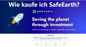 Read more about the article SafeEarth (SAFEEARTH) kaufen auf Uniswap + Anleitung!