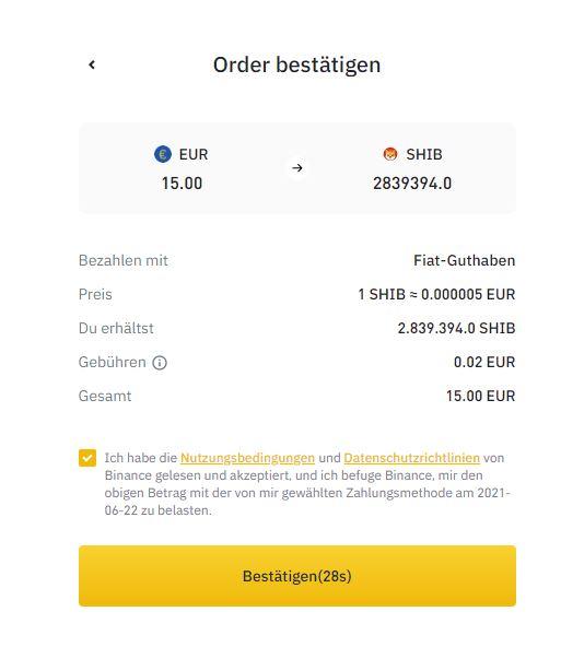 binance-krypto-kaufen-order-bestaetigen