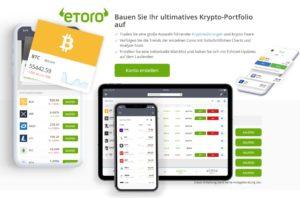 Read more about the article eToro: Erfahrungen & wie man Kryptowährungen kauft