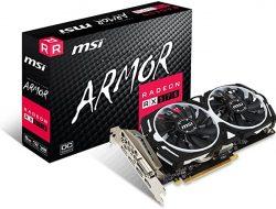 MSI Armor Radeon RX570 8GB