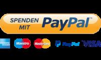 Paypal-Spenden-Button